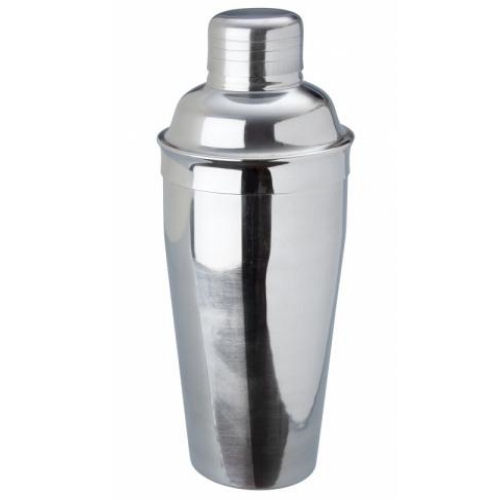3 Piece Deluxe Cocktail Shaker