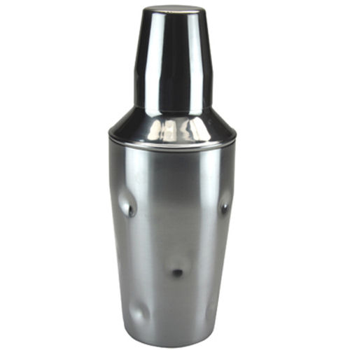 3 Piece Dimpled Cocktail shaker