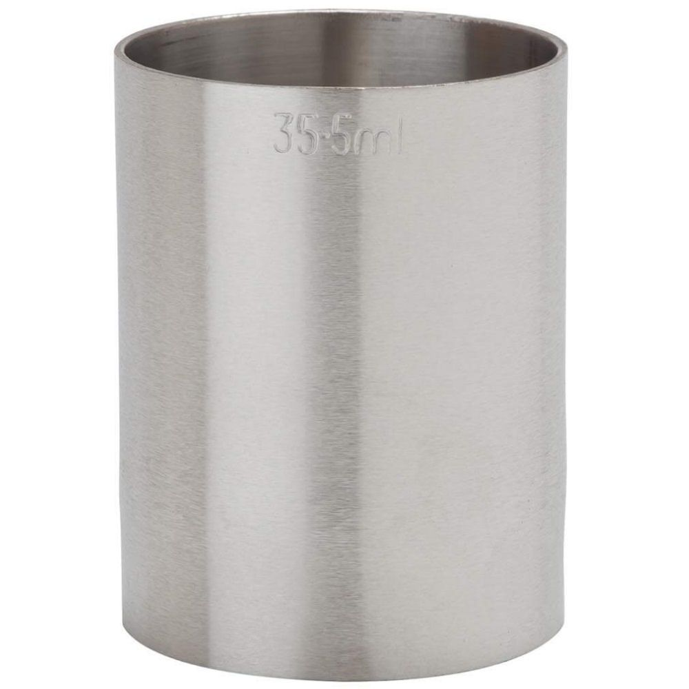 35.5ml Spirit Thimble Measure Stainless Steel