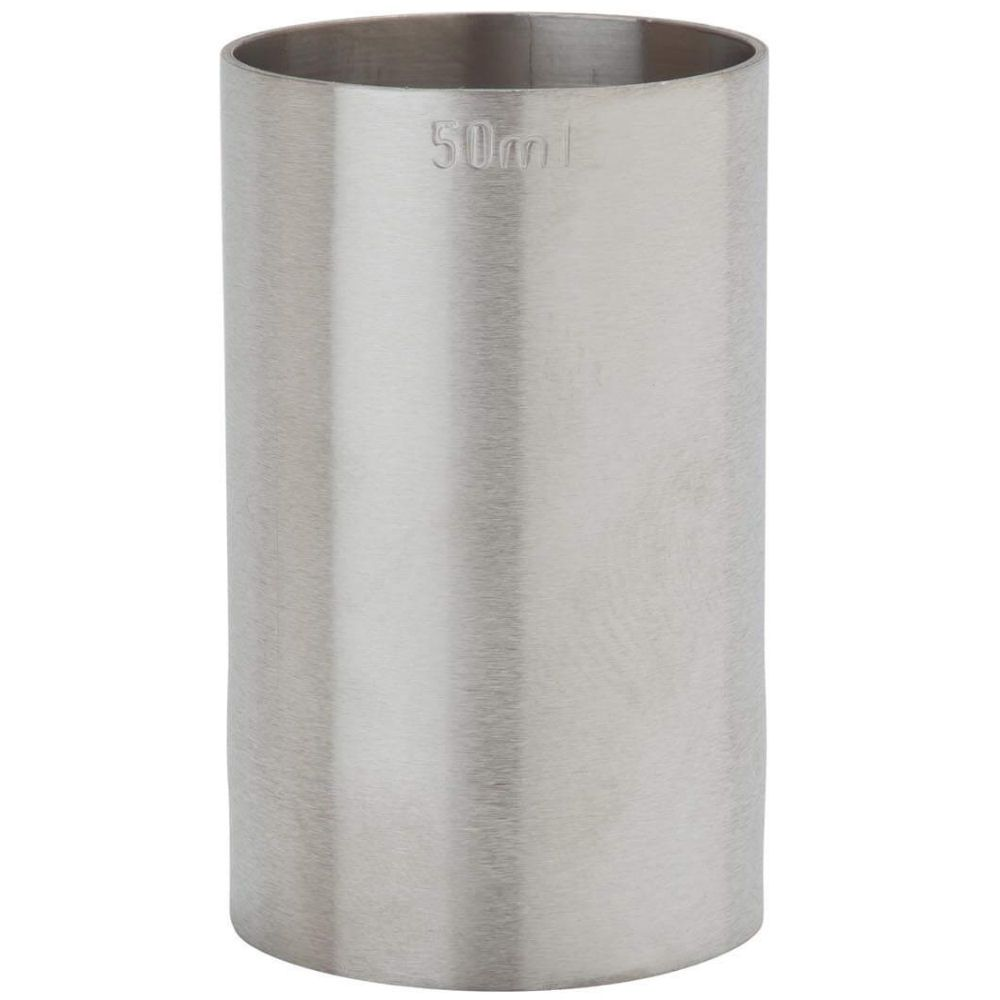 50ml Thimble Measure CE Stamped Stainless Steel Spirit Dispenser