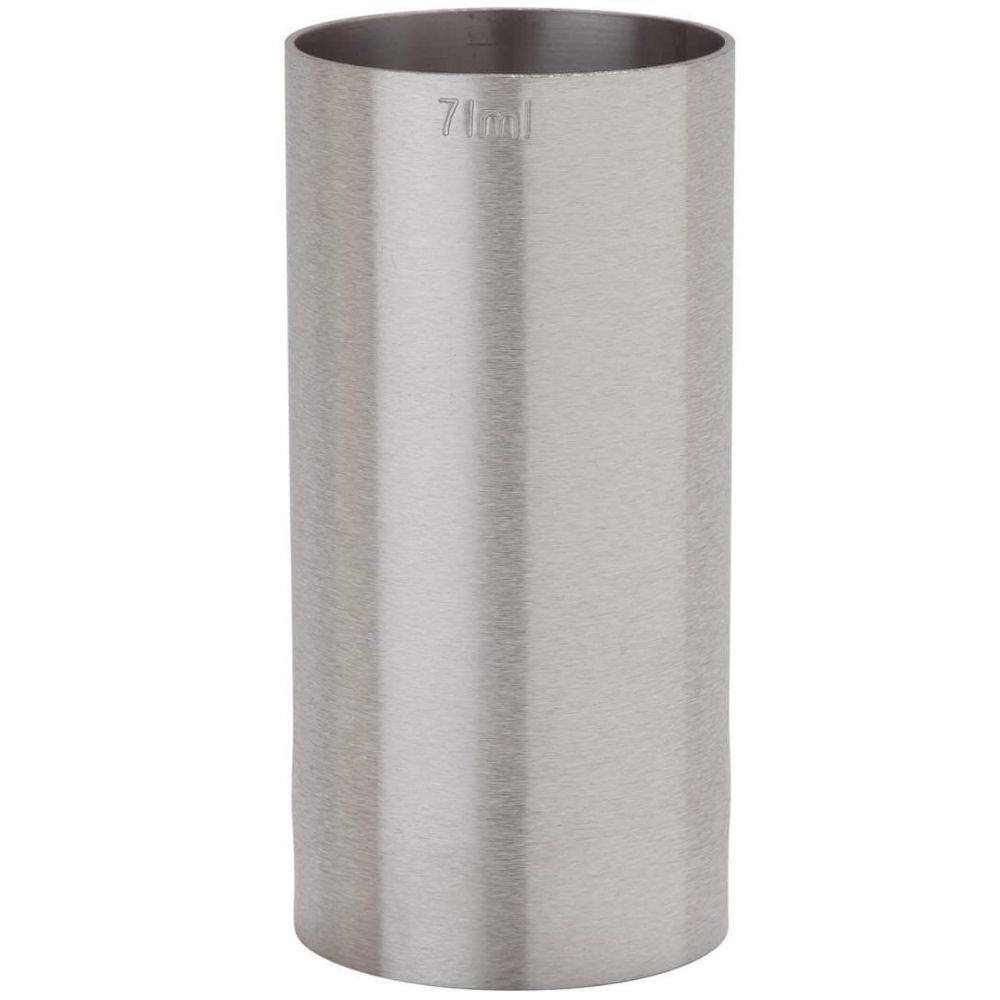 71ml Spirit Thimble Measure Stainless Steel