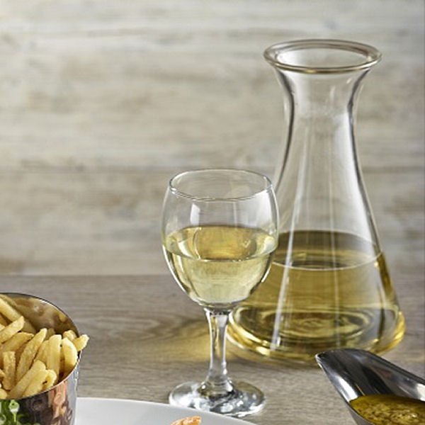 Glass Carafe Friend Decanter 1 Litre 35oz