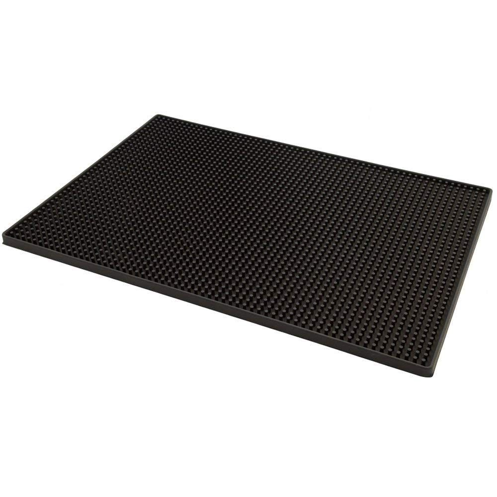 BarBits Black Rubber Service Bar Mat