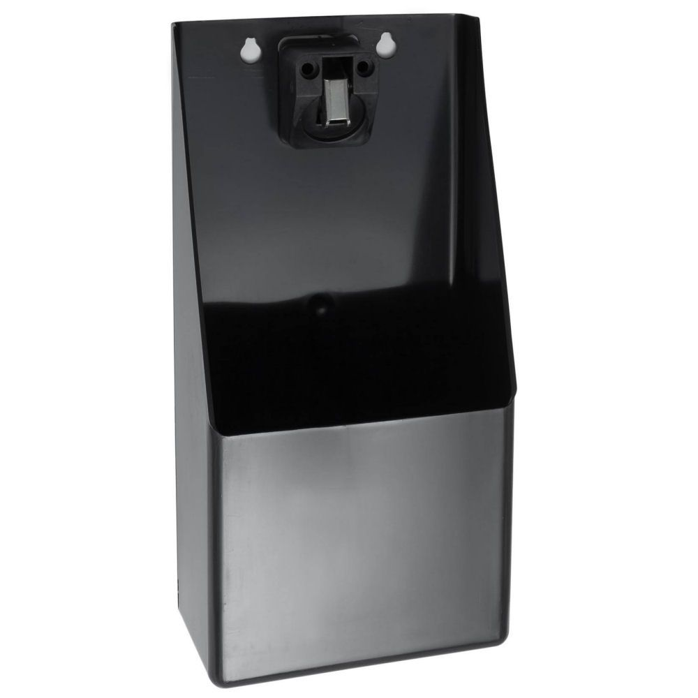 Beaumont Wall Mounted Bottle Opener & Cap Catcher Black (Discontinued) Code BO-CC