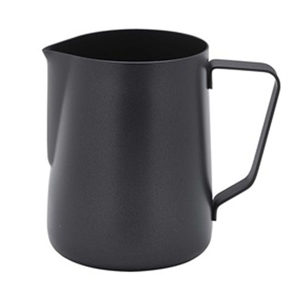 Black Milk Frothing Jug | 600ml 20oz