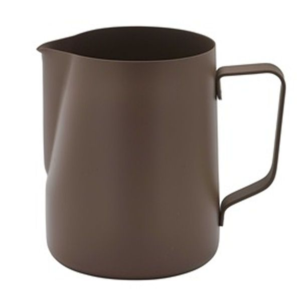 Brown Milk Frothing Jug | 600ml 20oz