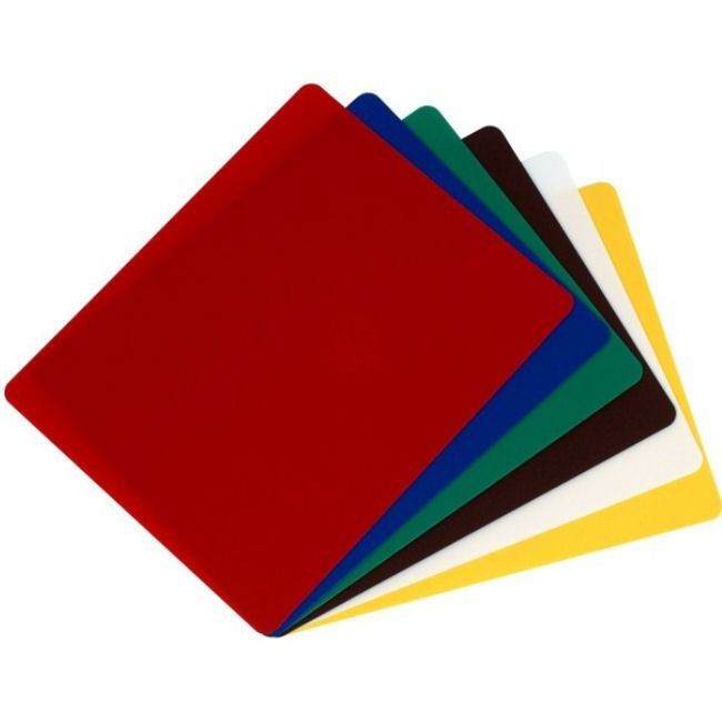 Flexible Colour Coded Chopping Board Set