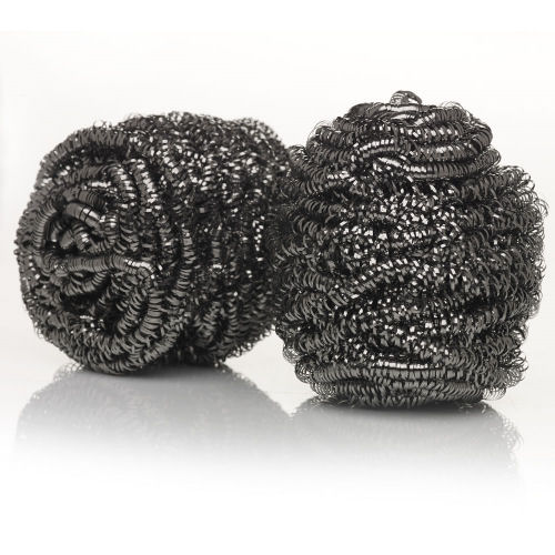 Heavy Duty Stainless Steel Scourers 40g - PK 10