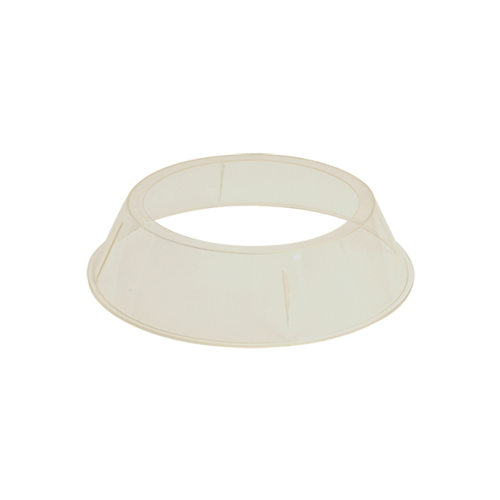 Plastic Stackable Plate Ring 8.5""