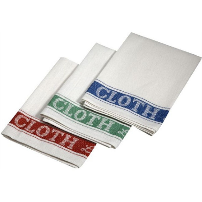 Printed Linen Union Glass Cloths - 51 x 76cm