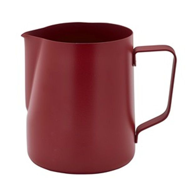Red Milk Frothing Jug | 600ml 20oz