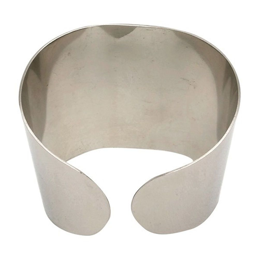 Round Napkin Ring Stainless Steel 5cm