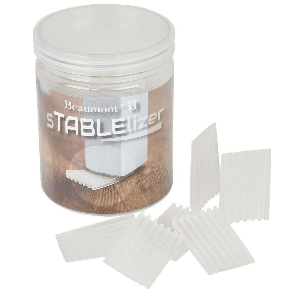 Stabilisers Table Wedges - Tub of 25