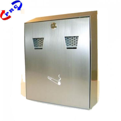 Stainless Steel Ashbin Wall Mounted