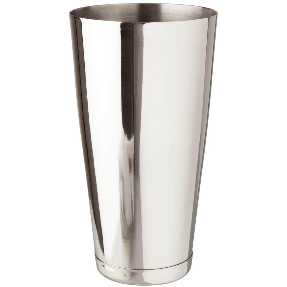 Stainless Steel Boston Shaker Can 28oz