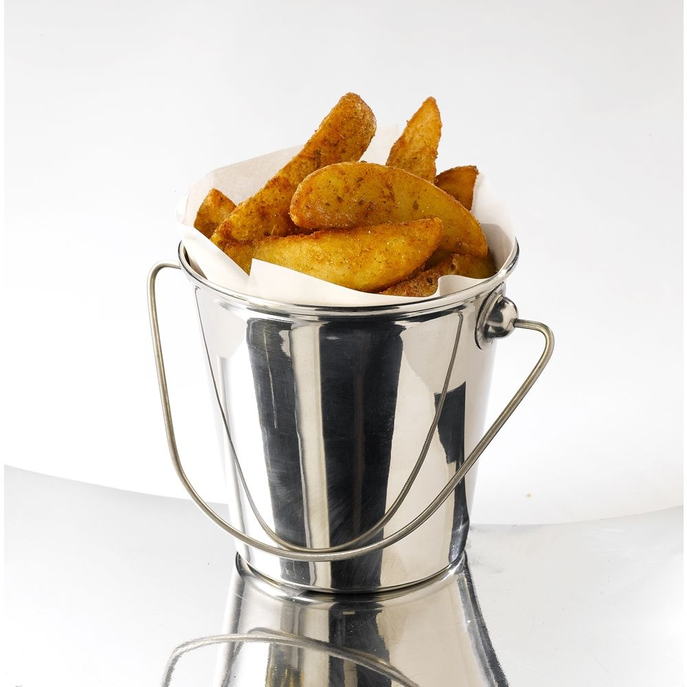 Stainless Steel Premium Serving Bucket 10.5cm