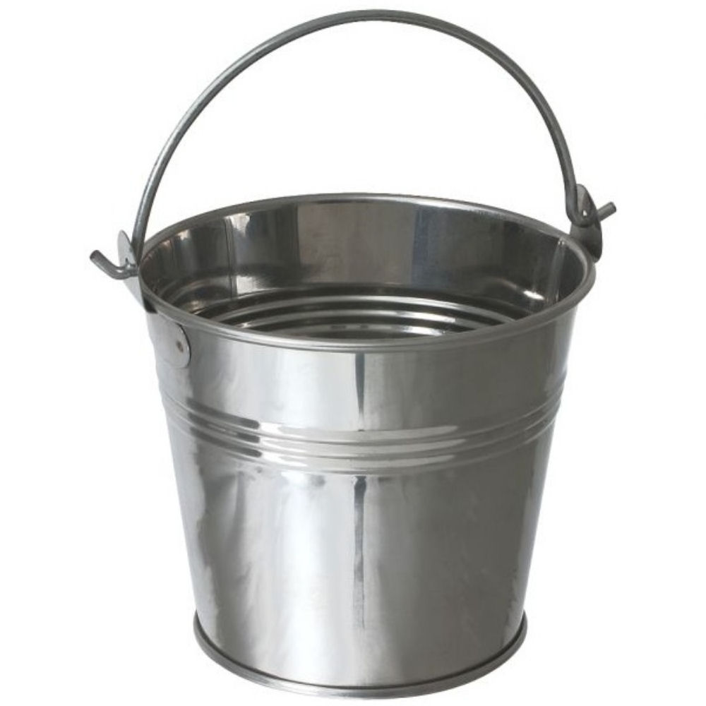 Stainless Steel Serving Bucket 12cm À