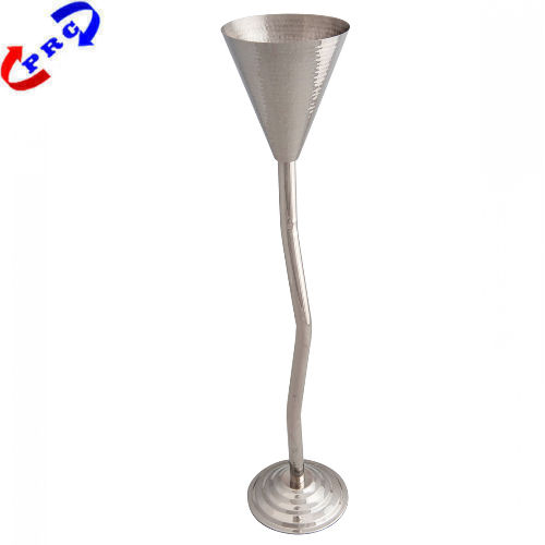 Voltre Wine or Champagne Sand Cooler with Hammered Finish
