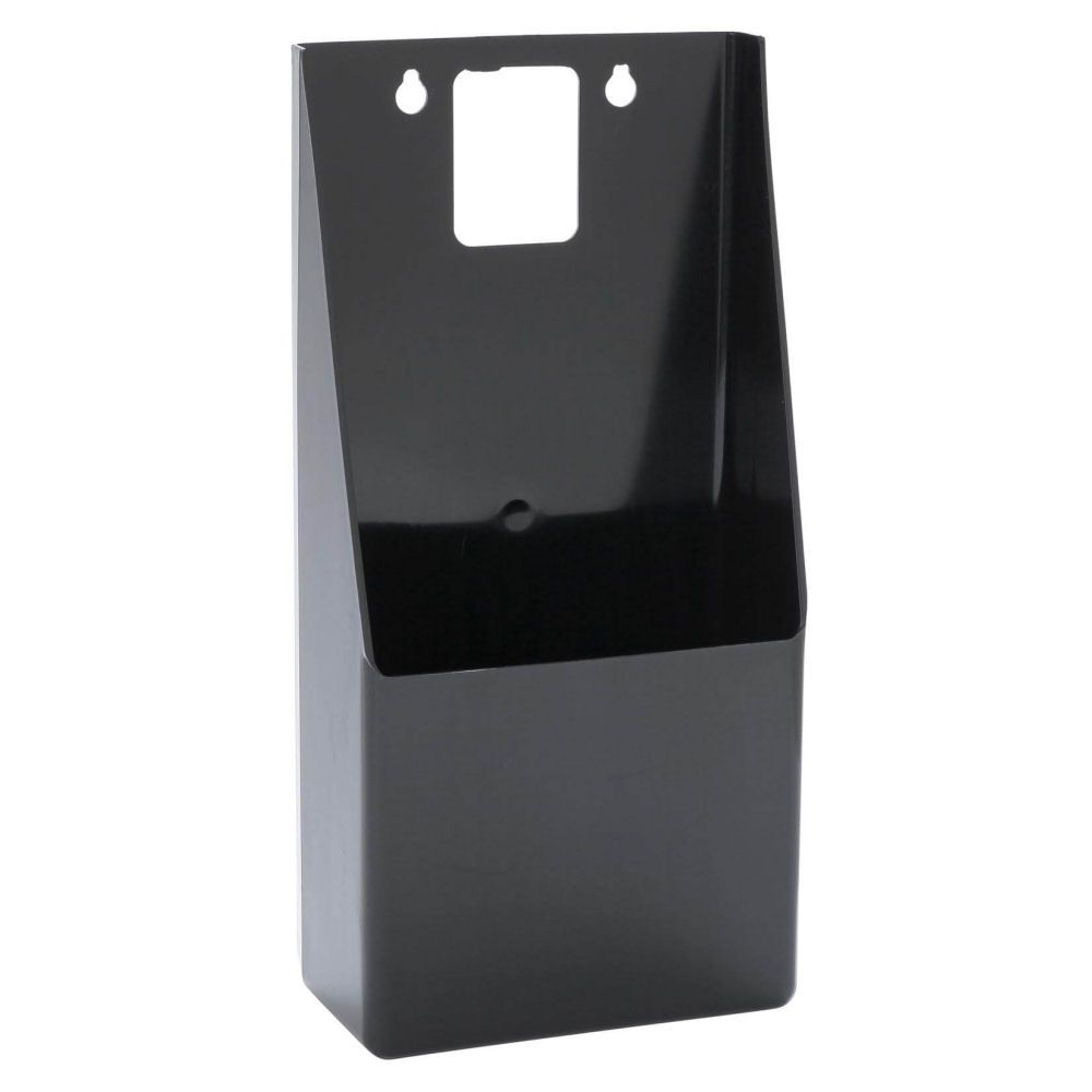 Wall Mounted Cap Catcher Black