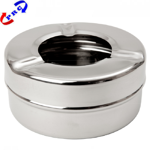 Windproof Stainless Steel Ashtray